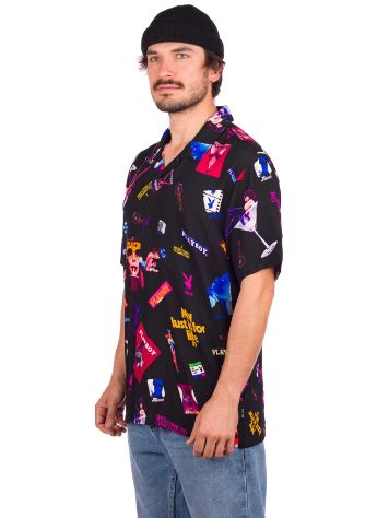 HUF Playboy Collage Chemise