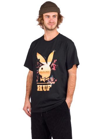 HUF Playboy Club Tour T-skjorte