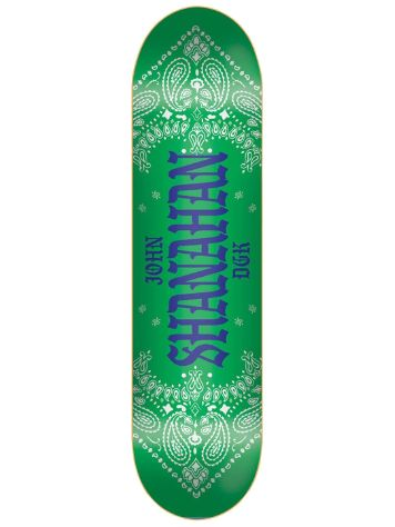 "DGK Colours Shanahan 8"" Skateboard Deck"