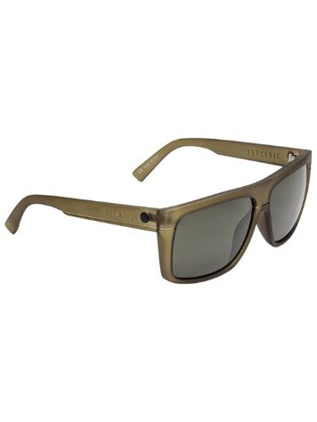 Electric Black Top Matte Olive Sonnenbrille