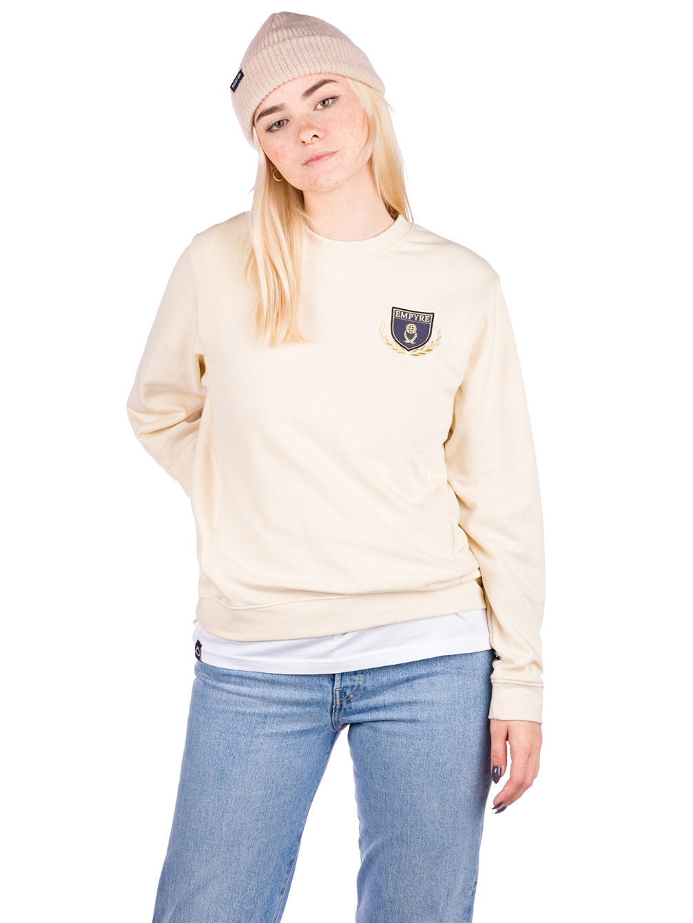 Evelyn Crewneck Sweater