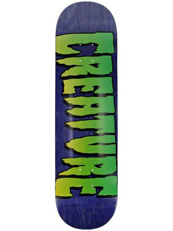"Creature Logo Stumps 8.25"" Skateboard Deck"