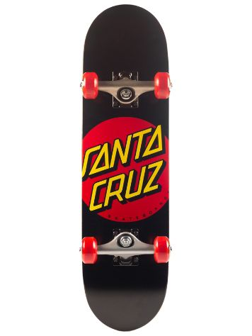 "Santa Cruz Classic Dot Super Micro 7.25"" Skateboard"