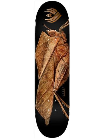 "Powell Peralta Biss Flight 249 Leaf Grass Hopper 8.5"" Skateboard Deck"