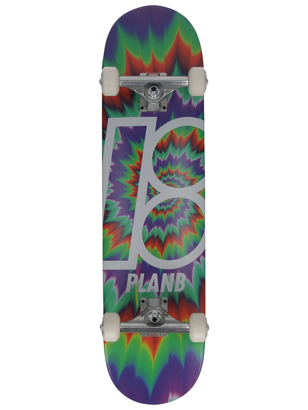 "Team Tune Out 7.75"" Skateboard complet"