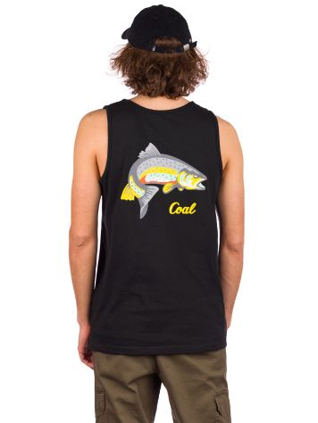 Coal Peaker Tank Top
