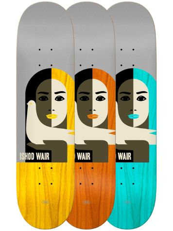 "Real Ishod Peace 8.06"" Skateboard deck"