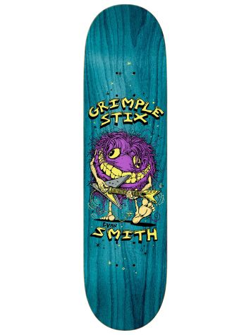 "Antihero Grimple Evan Family Band 8.12"" Skateboard Deck"
