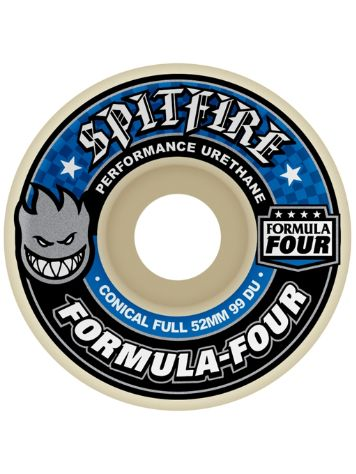 Spitfire Formula 4 99D Conical Full 52mm Ruedas