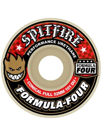 Spitfire Formula 4 101D Conical Full 53mm Roues