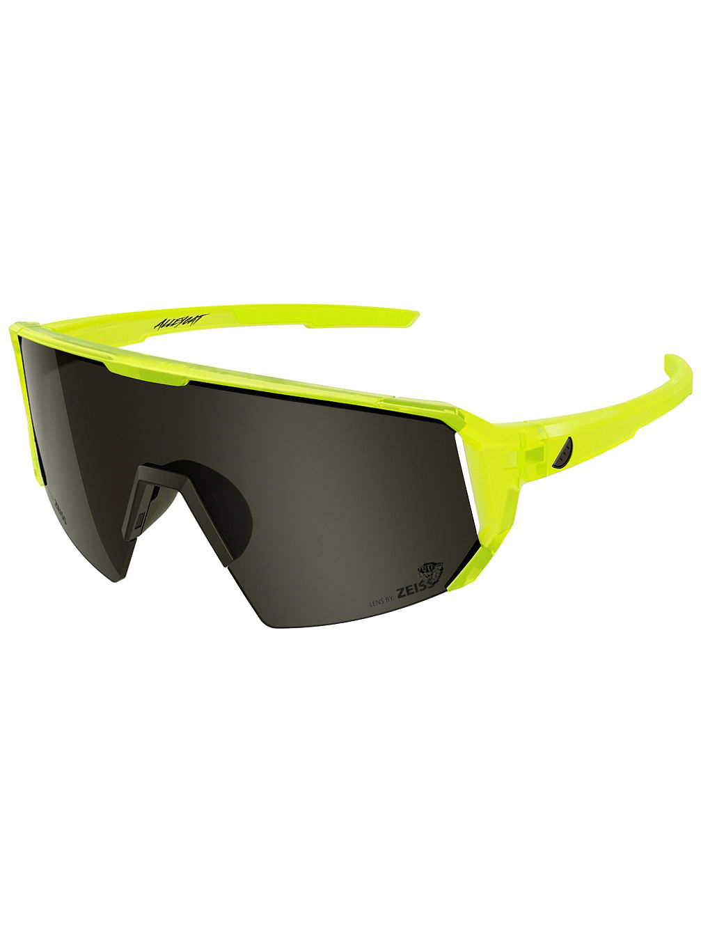 Alleycat Neon Yellow/Black Highlights