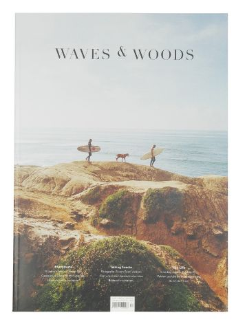 Waves and Woods Volume #17 Tidning