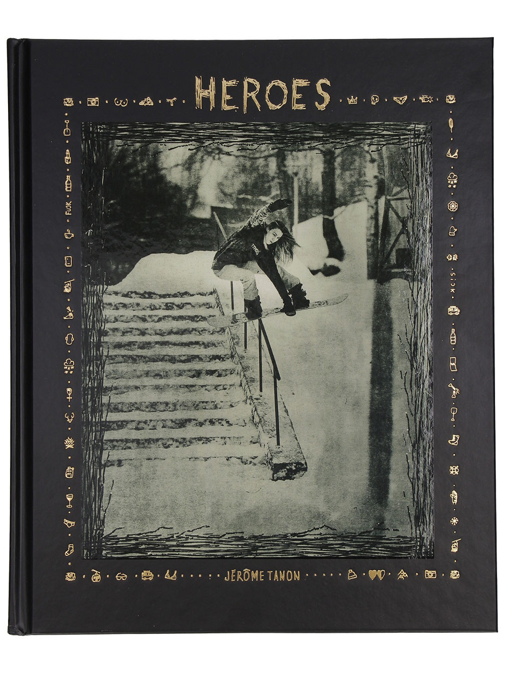 Heroes - Women in Snowboarding Book