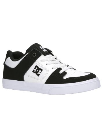 DC Pure Elastic Skate Shoes