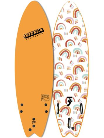 Catch Surf Odysea Skipper Pro Taj Burrow Tri 6'6 Surfboard