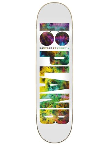 "Plan B Team Duffy OG 8.0"" Skateboard Deck"