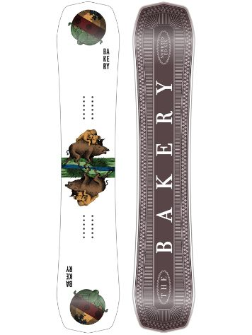 The Bakery Horst Walter 156W 2021 Snowboard