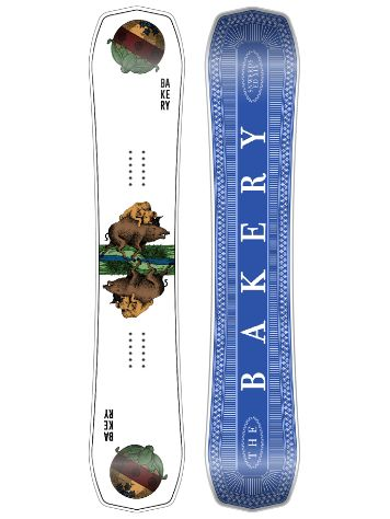 The Bakery Horst Walter 159W 2021 Snowboard