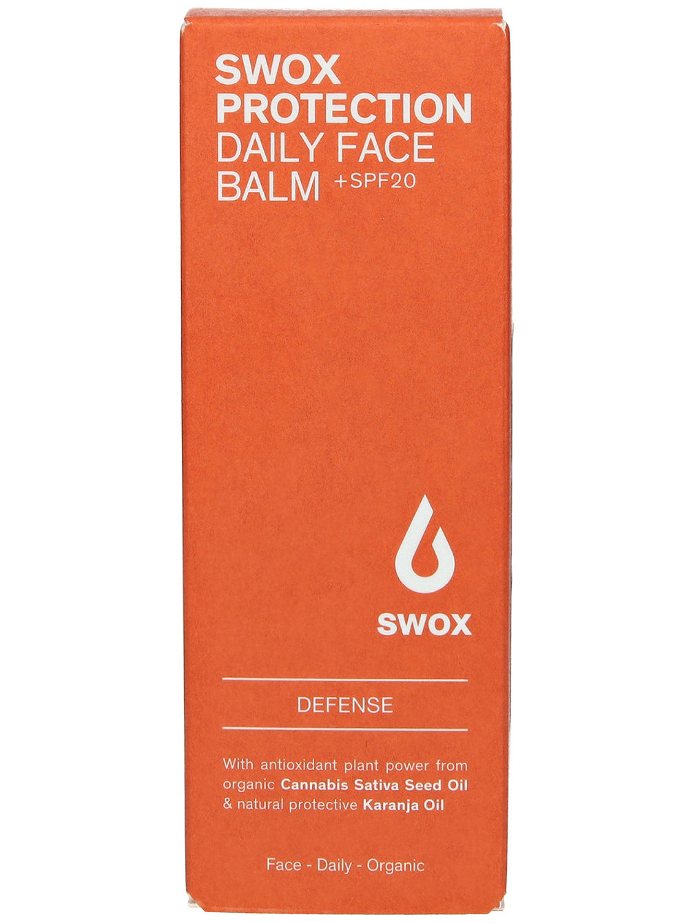 Daily Face Balm Defense SPF 20 50ml