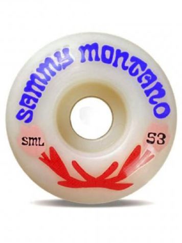 SML Love Sammy Montano 99a 53mm Ruedas