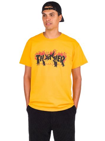Thrasher Crows Camiseta