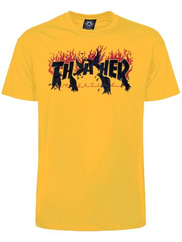 Thrasher Crows T-shirt