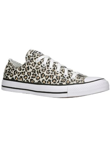 Converse Chuck Taylor All Star Canvas Cheetah OX Sneakers