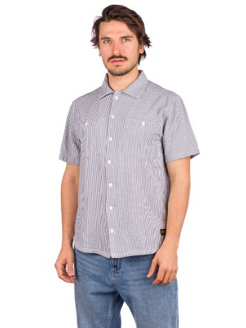 RVCA Day Shift Stripe Hemd