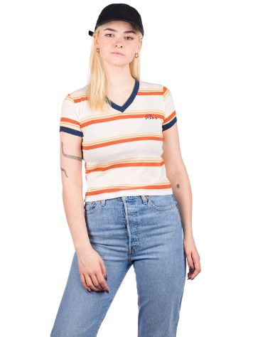 RVCA Big Distance Stripe T-Shirt