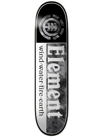 "Element Smoked Dyed Secti 8.0"" Skateboard Deck"