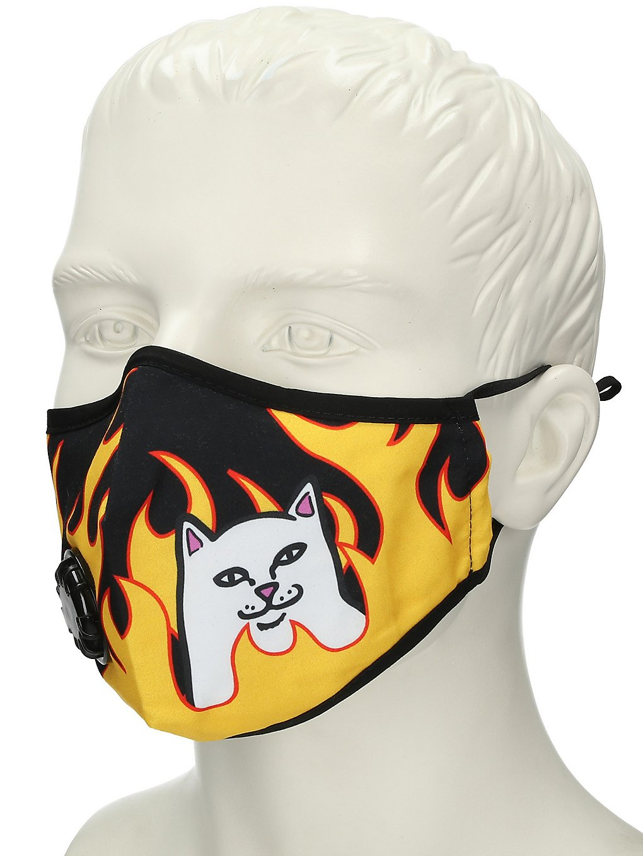 RIPNDIP Ventilator Cloth Mask welcome to heck