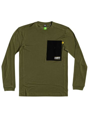 Quiksilver Dry Valley Long Sleeve T-Shirt
