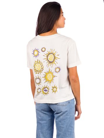 Quiksilver Colorful Land Crop T-Shirt