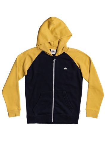 Quiksilver Easy Day Mikina s kapucí na zip