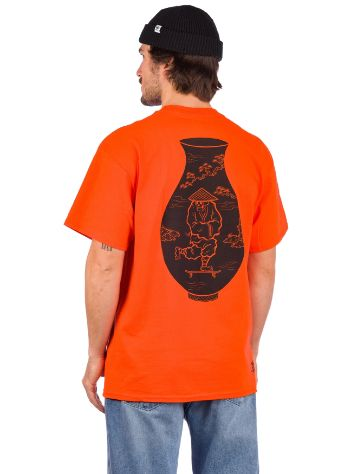 Temple of Skate Vase T-Shirt