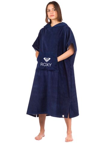 Roxy Stay Magical Solid Surf poncho