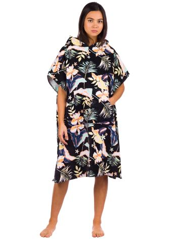 Roxy Stay Magical Printed Surf Poncho