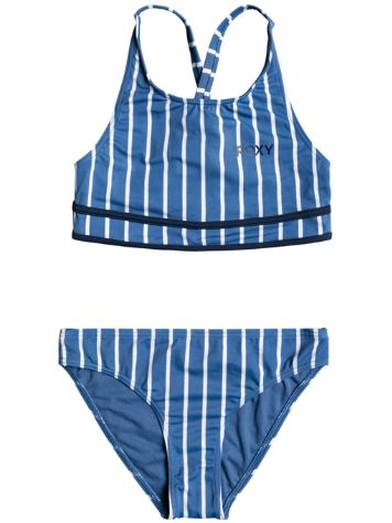 Roxy Perfect Surf Time S Croptop Bikini Set