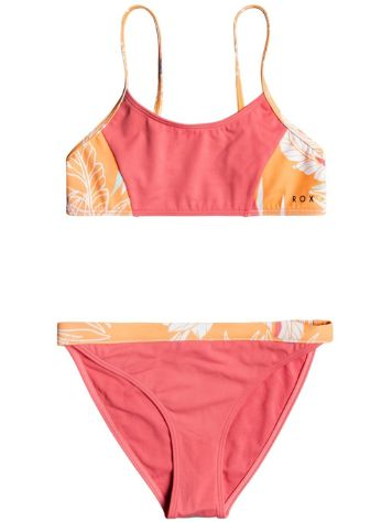 Roxy Free To Go Bralette Bikini Set