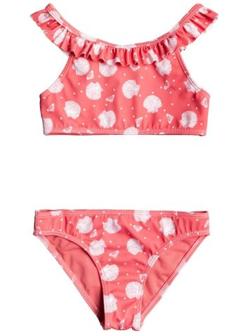 Roxy Teeny Everglow Crop Top Bikini Set