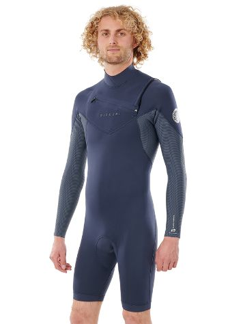 Rip Curl Dawn Patrol 2/2 Chest Zip Eco Wetsuit