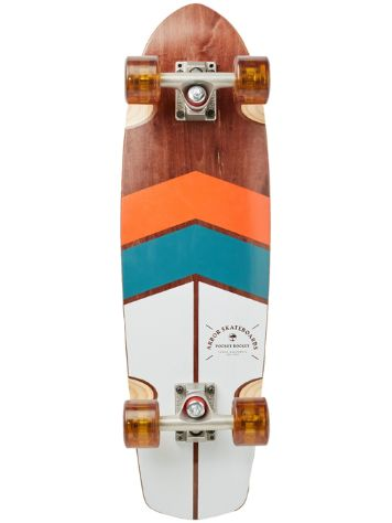"Arbor Foundation Pocket Rocket 27"" Skate Completo"