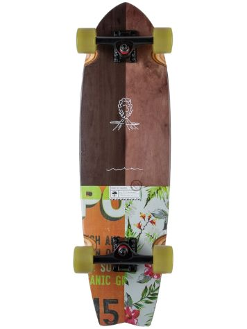 "Arbor Groundswell Sizzler 31"" Cruiser Completo"