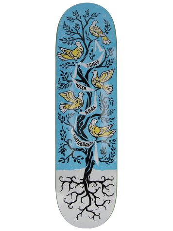 "Real Ishod Peace Tree 8.38"" Tábua de Skate"