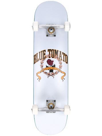 "Blue Tomato Rose Team 7.75"" Skateboard"