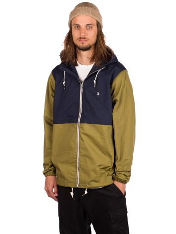 Volcom Howard Hooded Windbreaker