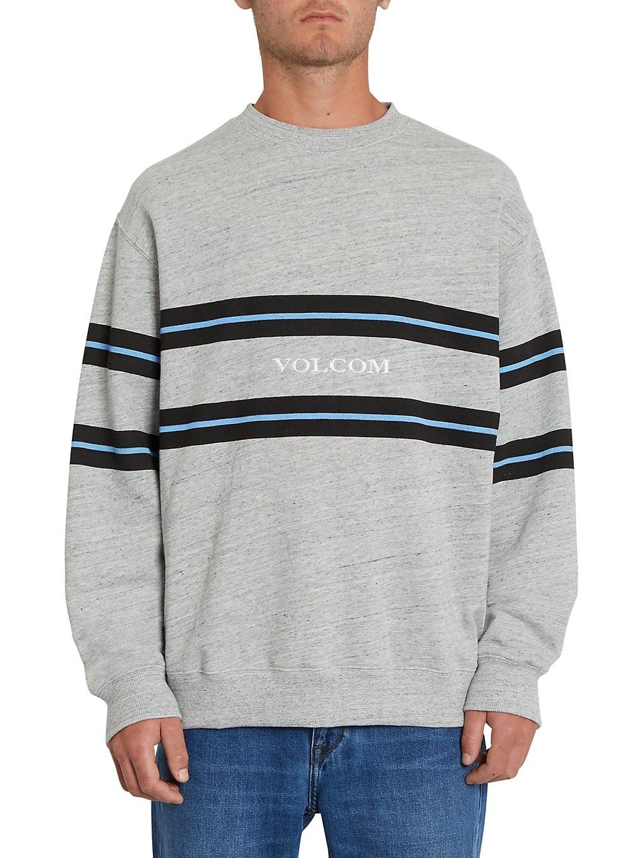 Volcom Zero Division Crew Sweater gris