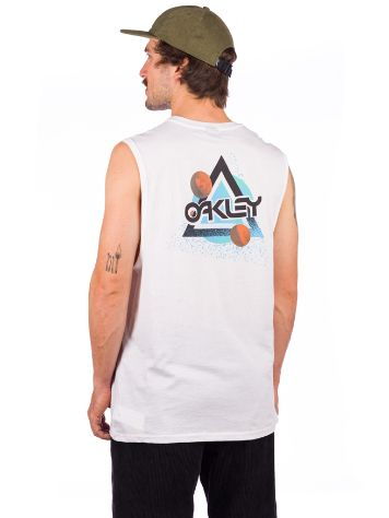 Oakley Space Polygon Tank top