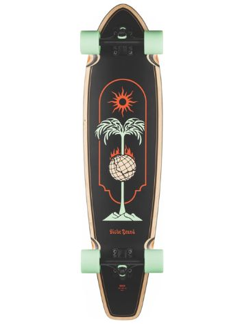 "Globe The All Time 35"" Longboard Completo"