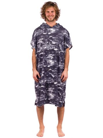 Rip Curl Mix Up Hooded Surf Poncho